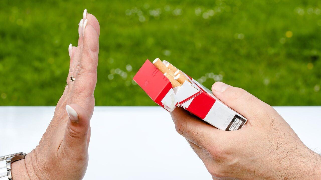 タバコミュニケーションの拒否